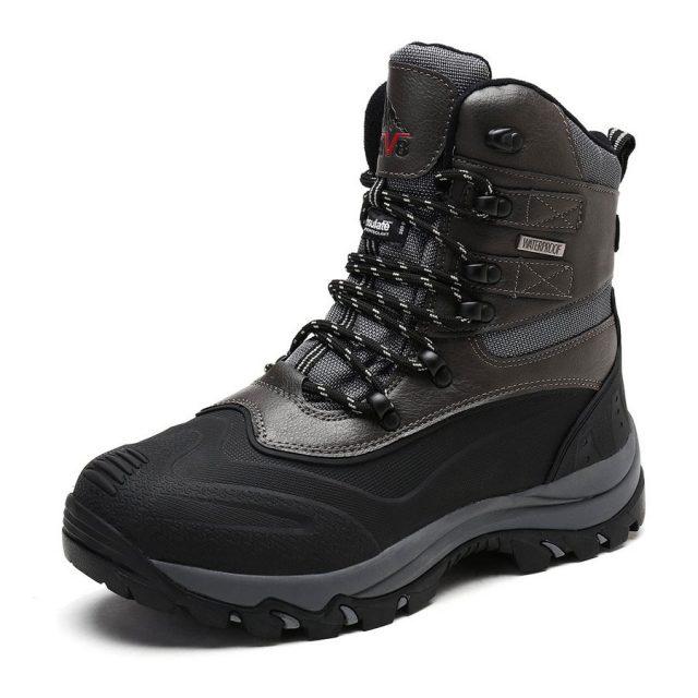 Arctiv8 Insulated Waterproof Winter Boots