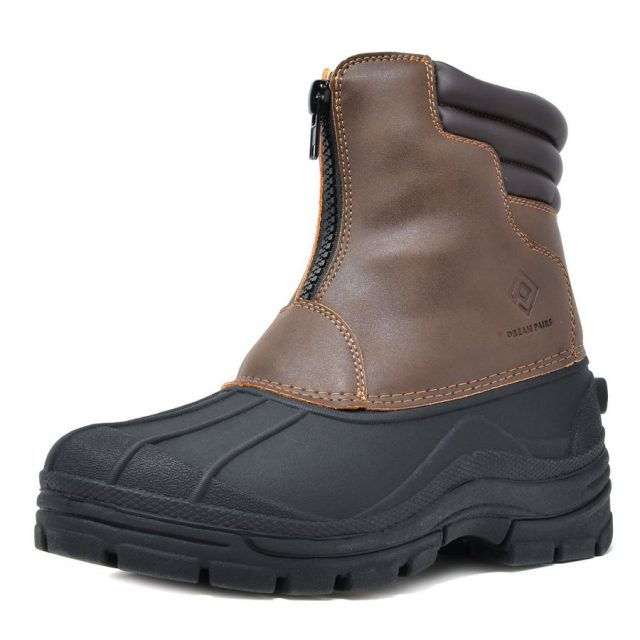 Dream Pairs Insulated Waterproof Winter Boots