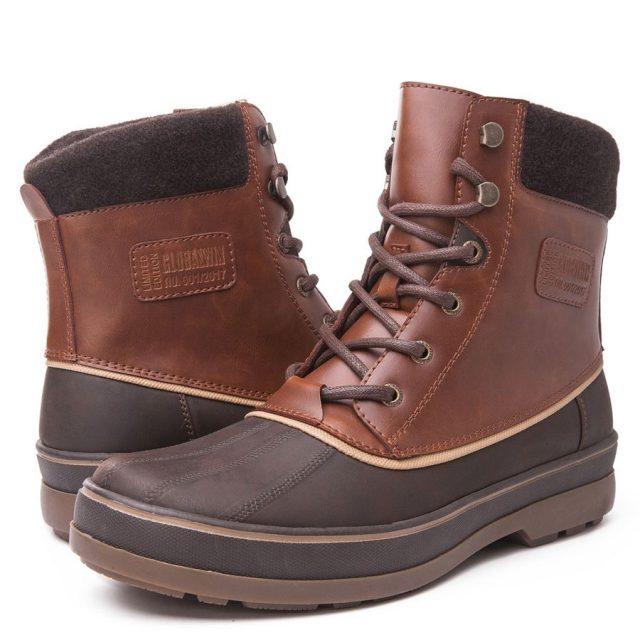 Global Win Insulated Waterproof Winter Boots