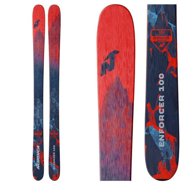 Nordica Enforcer 100 All-Mountain Skis