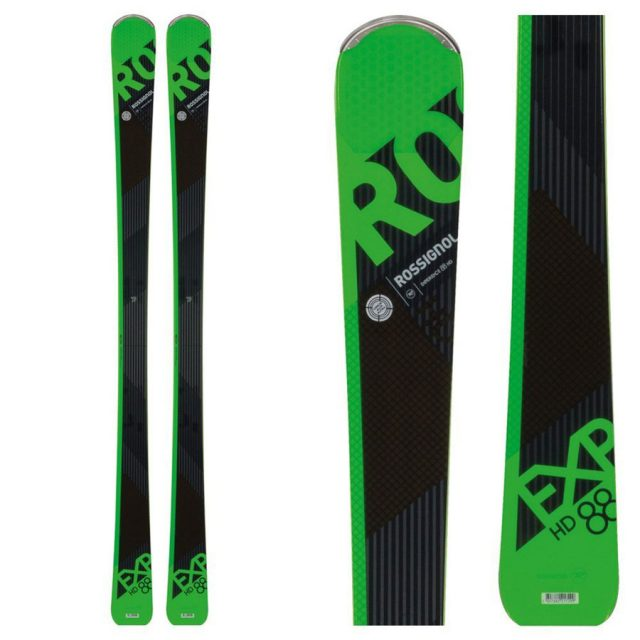 Rossignol Experience 88 HD All-Mountain Skis