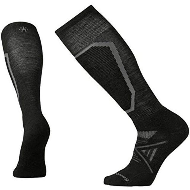 SmartWool PhD Medium Over-Calf Ski Socks
