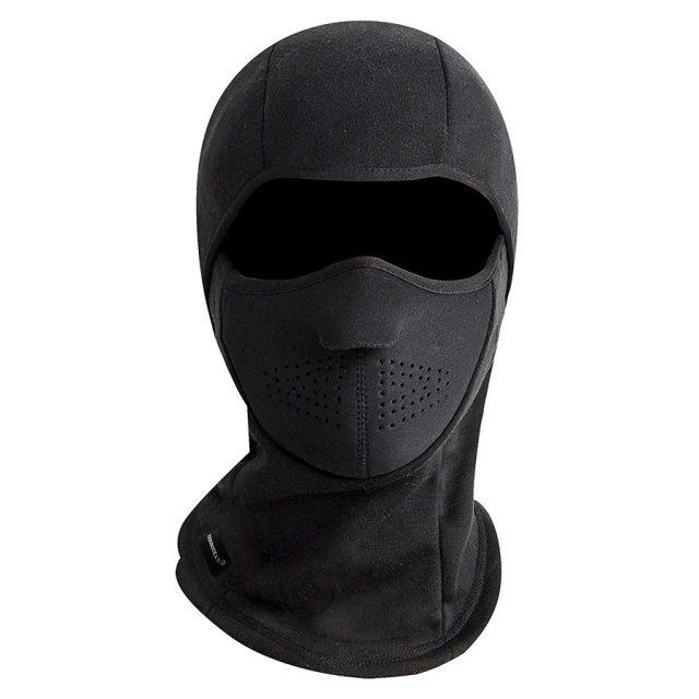 Zerdocean Windproof Fleece Thermal Balaclava Ski Mask